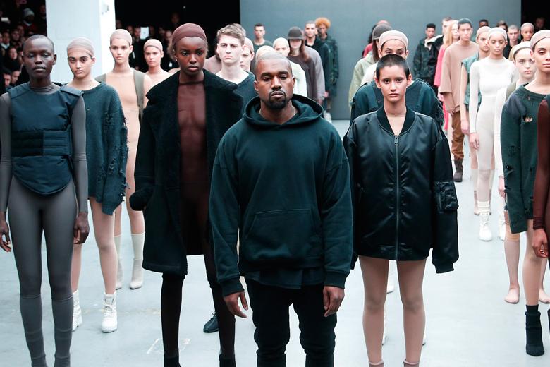 Kanye's West x Adidas Fashion Show @ NYFW | Fashion|Makeup & more